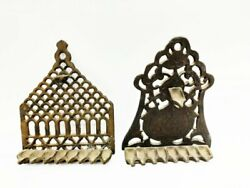 Hannukah Vintage Menorah Collection Jewish Nord Moroccan Africa Menora Maccabees