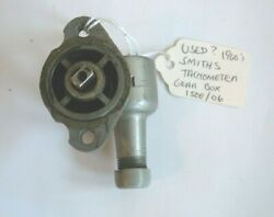 Nos Used 1960's Smiths Tachometer Gear Box 1508/06 Triumph Bsa Motorcycles