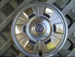 One Mazda R100 Hubcap Wheel Cover Center Cap Poverty Cap Rx2 Rx3 Rx4 Rx5 Rx7