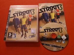 Fifa Street 3 Ea Sports Playstation 3 Ps3 Sony Pal Vf Complete