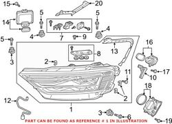 Genuine Oem Front Right Headlight Assembly For Audi 4n0941774b