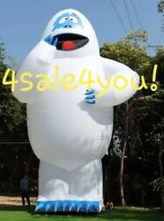 30' Foot Inflatable Bumble The Abominable Snowman Rudolph Christmas Custom Made