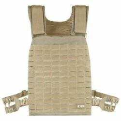 Vest 5.11 Plate Carrier Fasteners Molle Sandstone New Porte-plaques Tan Coyote