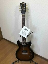 Gibson Les Paul 100 Special Brown Burst Electric Guitar W/ Hard Case