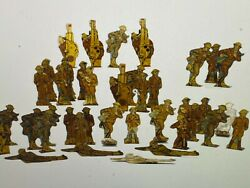 Marx Toy Soldiers Tin