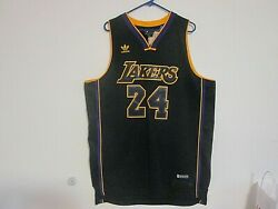 Adidas Lakers Kobe Bryant Limited Edition Super Rare L Jersey Brand New Wow