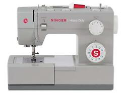 Singer 4423 Heavy Duty Sewing Machine W/ 23 Built-in Stitches And Needle Threader
