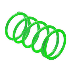 Fits 2002 Arctic Cat 500 4x4 Auto Secondary Driven Clutch Spring - Lime Green