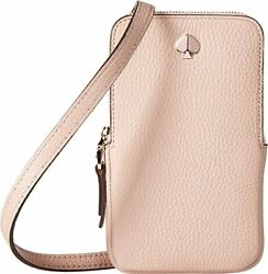 Kate Spade New York Polly Phone Crossbody for iPhone Flapper Pink $68.00