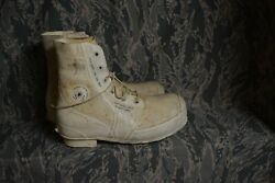 Cold Weather Military Mickey Mouse Boots Size 14 N Bata