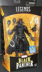 Marvel legends Black Panther 6quot; Action Figure Walmart Exclusive New Sealed