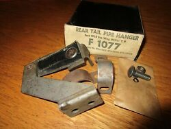 Nors F1077 Rear Tail Pipe Hanger 1959 Ford Station Wagon W/ 1 3/4 T.p B9a-5291b