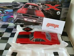 118 Plymouth Roadrunner Gtx Street Fighter Red 1970 By Gmp G1803115 1250pcs
