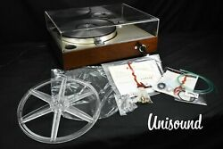 Luxman Pd-300 Belt Drive Turntable In Excellent Condition [japanese Vintage]