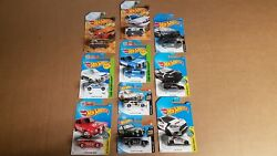 Hotwheels Ford Job Lot Escort Rs1600 Focus Gumball 3000 Fast And Furious Bundle