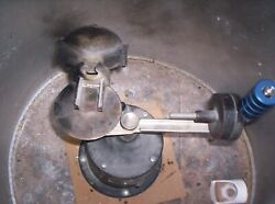 Dental Lab - Centrifugal Casting Arm Set In Table - Used- Good Condition