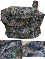 Grill Cover Waterproof Leaf Camo For Pit Boss 820 Pro Deluxe Wood Pellet Grill