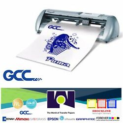"""Gcc Iv Lx P4-60lx Vinyl Cutter For Sign And Htv 24"""" 61 Cms Free Shipping"""