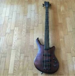Warwick 1991 Vintage 4 String Germany Electric Bass Guitar Shipped From Japan