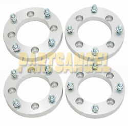 4 1 4x110 To 4x137 Atv Wheel Spacers For Honda Foreman 400 450 500 Rancher