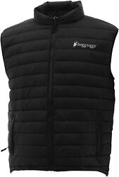 Frogg Toggs Menand039s Co-pilot Insulated Water-resistant Puff Vest