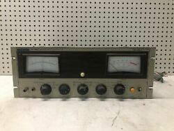 Vintage Mcmartin Tbm-2000a Sca Modulation Frequency Monitor Adapter Cool