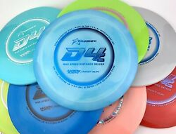 Prodigy Discs D4 Max 400g First Run Stamped Driver 170-174g - Pick Your Color -