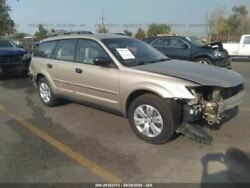 Automatic Transmission 2.5l Outback Right Hand Side Fits 08 Legacy 894500