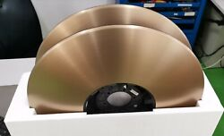 Bang And Olufsen Beolab 5 Midrange Plate Brass Beo By Beoplay Bando