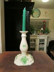 Vintage Titian Ware Royal Ivory Candlestick England
