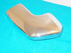 1969 1970 1971 Lincoln Continental Mark Iii Coupe Orig Front Bumper Rh End Bar