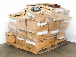 Browning Sheaves Mixed Lot Of Assorted Metal Groved Pulleys - 2500 Lbs