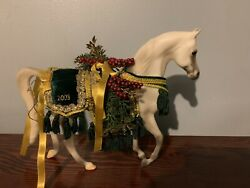 Breyer Traditional Silent Knight Christmas Model