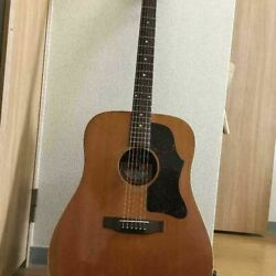 Gibson J-50 Made In Usa 1979 Natural Acoustic Guitar S/n 72619050