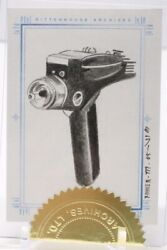 Star Trek Tos Arts And Images Case Incentive Phaser