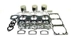 Platinum Top End Piston Rebuild Kit .25mm Over Yamaha Waverunner Xlt1200 2002-05