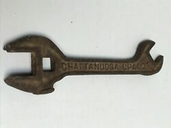 Vintage International Harvester Chattanooga Cp 4003 Wrench Plow Farm Implement
