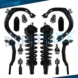 14pc Front Struts Upper Control Arm Ball Joint Kit For Buick Rainier Chevy Ssr