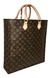 Louis Vuitton Sac Plat Tote Bag NM Classic Tote $1500 w Dust bag 💯% AUTHENTIC $650.00