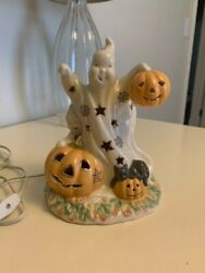 Lenox Occasions Ghost Lighted Sculpture Halloween Holiday New With Tags