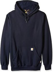 Men's Big And Tall Big And Tall Flame Resistant Heavyweight Hooded Sweats