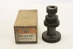 Nors 1958-60 Ford 223 Six Cylinder W/o O.d. 3-speed Cluster Gear Dt-259-8m