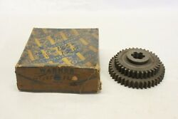 Nors 31-41 Chevrolet Truck 1-1/2 Ton Low 2nd Reverse Transmission Gear Wt185-12