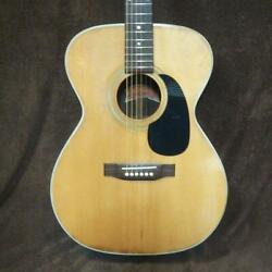 Westone F-18 Natural Acoustic Guitar Shipped From Japan