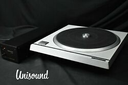 Technics Sp-10 Mkll/sh-10epower Unit Direct Drive Turntable In Excellent