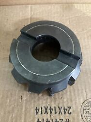Iscar 3m F90ax-d6.0-2.00-20 Face Body Carbide Milling Cutter Used