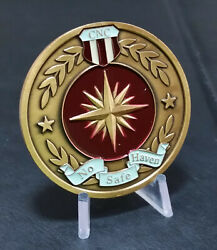 Central Intelligence Agency Cia Cnc Challenge Coin