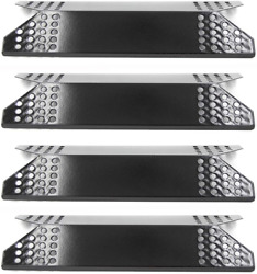 Gas Grill Heat Shield For Members Mark Grill Parts Heat Plate Tent Flame 15 1/4