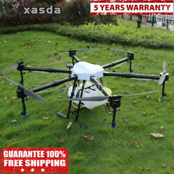6 Axis Agriculture Uva Drone Frame 1670mm Wheelbase Load 16kg 15l Tank Farm Use