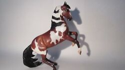Breyer Model 1742 Picasso Pinto Spanish Mustang Rearing 2015 2018 Used RETIRED